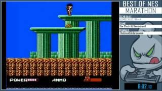 Best of NES Marathon 2015 - Clash at  Demonhead