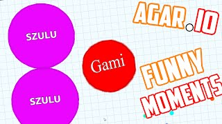 Celule Uriase! - Agar.io Funny Moments