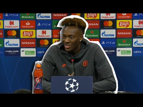 I Watch Kane, Aguero & Lewandowski on YouTube | Tammy Abraham