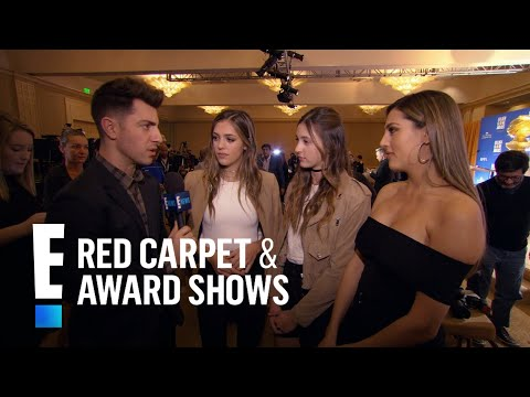 Are Sylvester Stallone's Daughters Bringing Dates to the 2017 Globes? | E! Live from the Red Carpet