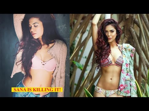 'Student Of The Year' Actress Sana Saeed's Scintillating Pictures Are Hard To Ignore!