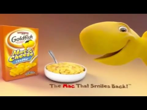 Goldfish Mac And Cheese Pasta Commercial 2014