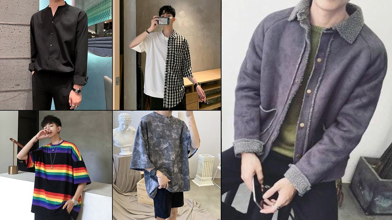 NEW Korean Style Clothes Men 7  Korean Outfit For Men  Korean Men  Fashion & Style Outfits 7