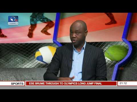 Sports Tonight: Rio Olympics Update On Team Nigeria Pt 2