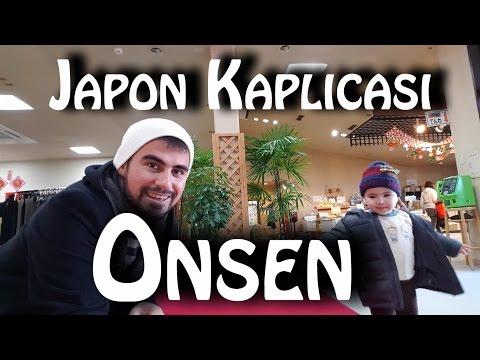 ONSEN | Sendai'de Japon Kaplıcası | Japonic
