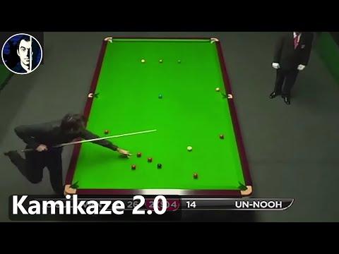 Kamikaze Snooker 2.0   Ronnie O'Sullivan vs Thepchaiya Un-Nooh   2014 German Masters
