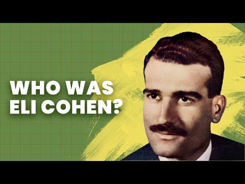 Eli Cohen: The Mossad's Master Spy | History of Israel Explained | Unpacked