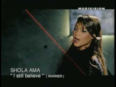 Shola Ama - I Still Believe - Official Music Video HQ