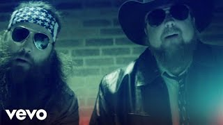 Смотреть клип Colt Ford Ft. Willie Robertson - Cut 'Em All