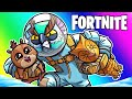 Fortnite Funny Moments - Avalanche Game Mode!