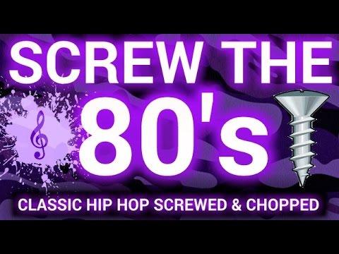Classic Hip Hop (SCREWED & CHOPPED) By Dj Slowjah