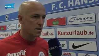 Interview mit Karsten Baumann vor dem Auswärtsspiel bei Rot-Weiß Erfurt