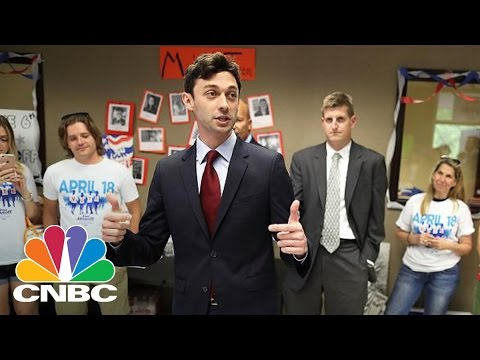 Georgia Election Goes To A Runoff After Jon Ossoff Falls Short With 48% Of Vote | Squawk Box | CNBC