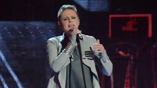 """The Voice of Poland - Natalia Sikora - """"Nie widzę Ciebie w swych marzeniach"""""""