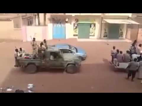 شوف تعامل جهاز أمن حكومة السودان الظالمة thumbnail