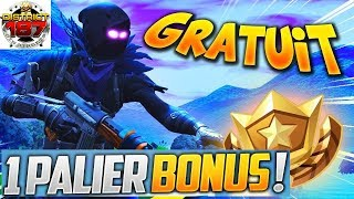 FORTNITE PAS OF COMBAT WEEK 2 DEFIANCE HIDDEN PHOTO #2 1 FREE PALIER - 10 ETOILES TUTO EN