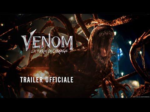 Venom: La Furia Di Carnage - Trailer ufficiale | In autunno al cinema