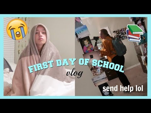 FIRST DAY OF SCHOOL 2018 (senior year) Your Videos on VIRAL CHOP VIDEOS