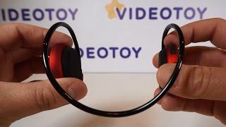 наушники беспроводные Mini 503 Bluetooth stereo headset -  headphones