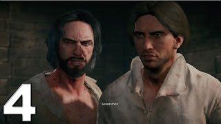 Assassin's Creed Unity Gameplay Walkthrough Part 4 - Imprisoned!!