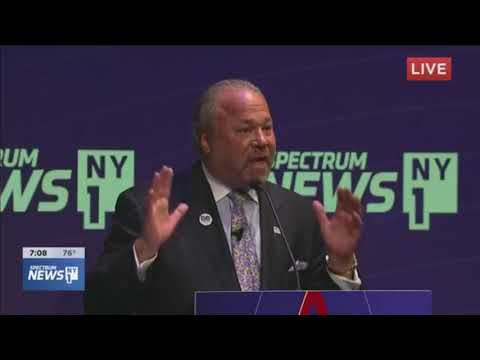 2017 NYC Mayoral Debate