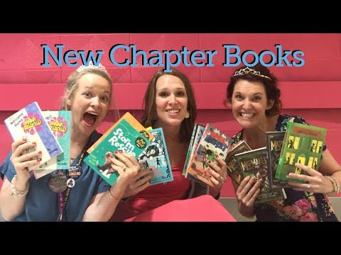 2017 New Chapter Books