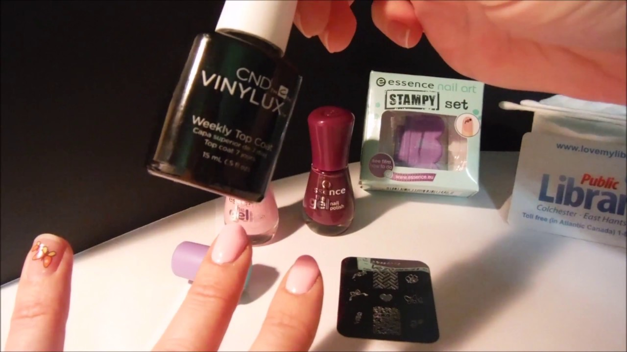 Unboxing review essence nail art stampy set part 2 of 3 unboxing review essence nail art stampy set part 2 of 3 link sample sheets below english prinsesfo Image collections
