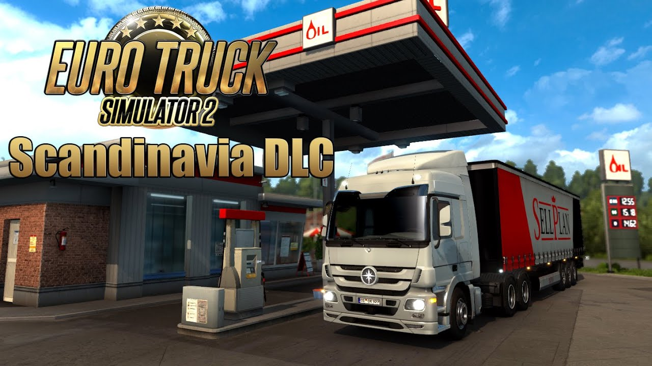 ets2 scandinavia dlc is here euro truck simulator 2. Black Bedroom Furniture Sets. Home Design Ideas