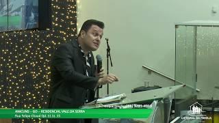 Cuidando das emoções -  Pr.  Lucas Galdino - 02-01-2019