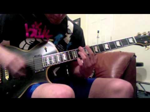 Spectrum - Zedd ft. Matthew Koma (Guitar Cover)