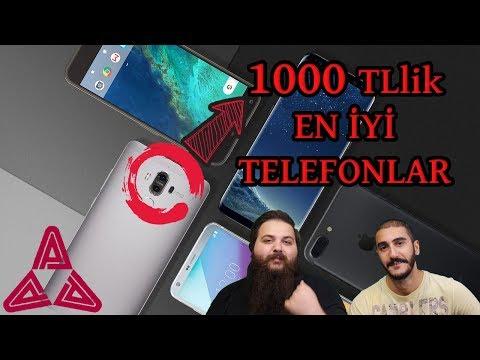 1000 TL ve Altı Ucuz Akıllı Telefon Önerileri !! (Yeni ve Düzenlenmiş Hali ile)