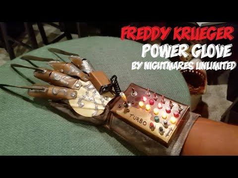 Freddy Krueger Powerglove from Freddy's Dead: The Final Nightmare.
