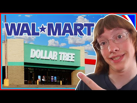90s Walmart *OLD WALMART CARTS* [Dollar Tree + LEAP Fitness] (Laramie, Wy) | Optopolis