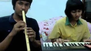 Repeat youtube video จากนี้ไปจนนิรันดร์ V.เปียโน&ขลุ่ย