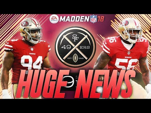 Madden 18 San Francisco 49ers Connected Franchise | The Most Important Episode of the Series