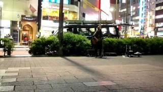 森恵さんがaikoさんの「カブトムシ」を歌う 渋谷路上ライブの模様です。...
