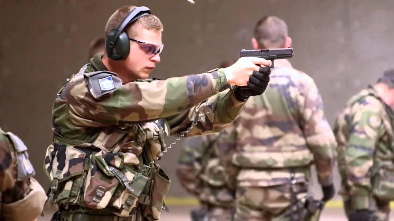 Glock 17 Gen 3 du 13RG (image 13RG).