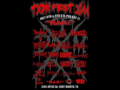 "7-9-11 PROPHECY - ""Blood Brothers"" - TXDM FEST II - Rail Club - Fort Worth, TX!"