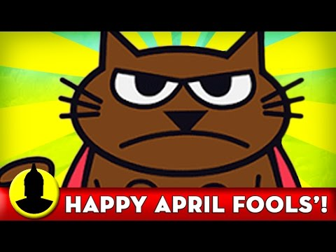 HAPPY APRIL FOOLS! from the Channel Frederator Network