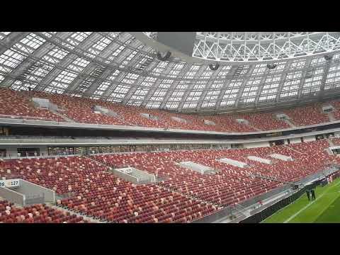 Лужники стадион в Москве 2017
