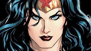 Superhero Origins: Wonder Woman