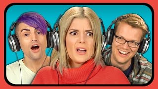 YOUTUBERS REACT TO ASMR