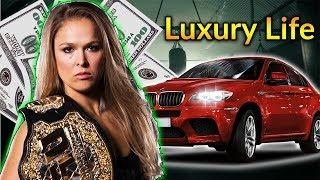 Ronda Rousey Luxury Lifestyle | Bio, Family, Net worth, Earning, House, Cars
