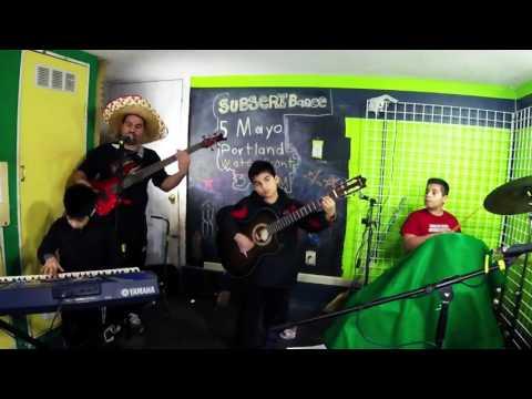 ayala's Band cover paso del gigante. Niños Musicos