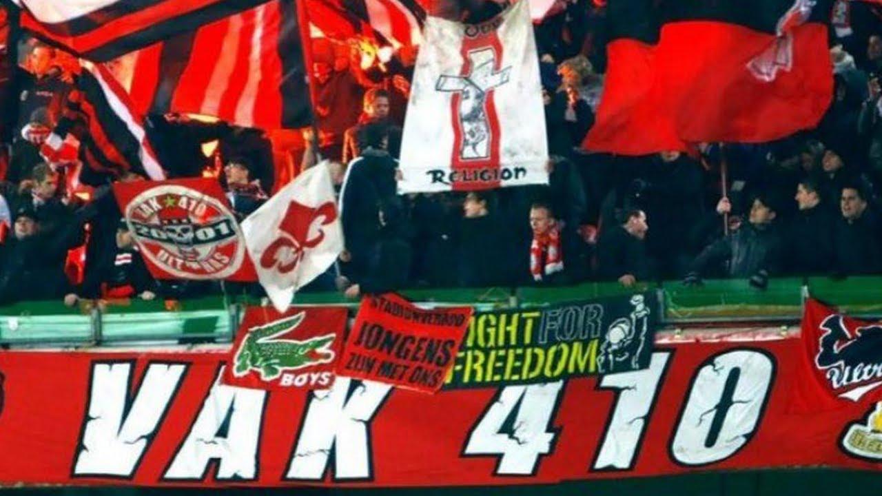World of Football Kapuzenpulli Ajax VAK 410