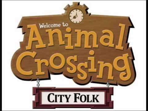 Animal Crossing City Folk Music: Town Hall Day