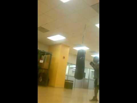 Bag(Wrk) Home Gym Training