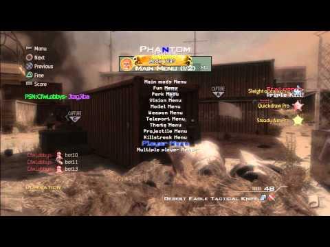 PS3 MW3 Challenge Lobby Free XPL