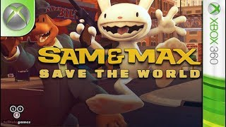 Longplay of Sam & Max: Save the World/Season One