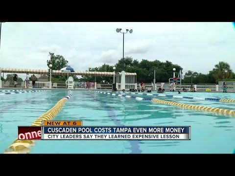 Cuscaden Pool costs Tampa even more money